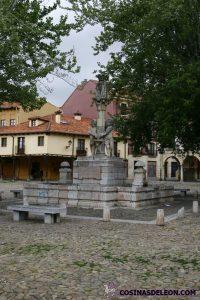 Fuente de la Plaza del Grano