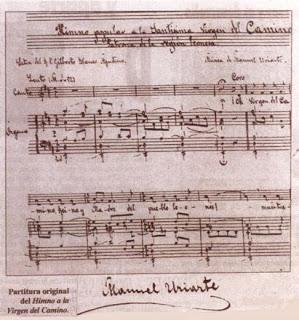 Himno a la Virgen del Camino