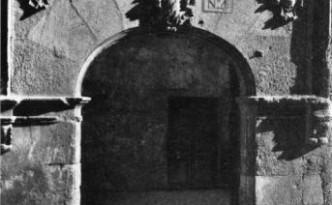 Arco de Animas
