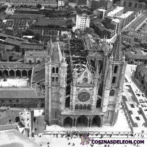 Incendio Catedral de Leon (10)
