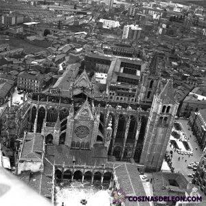 Incendio Catedral de Leon (11)