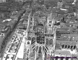 Incendio Catedral de Leon (5)
