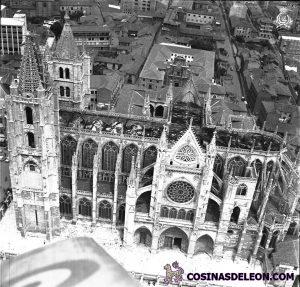 Incendio Catedral de Leon (9)