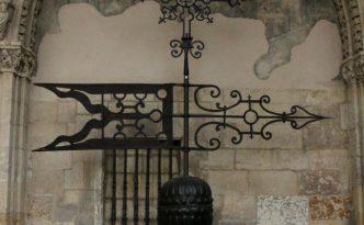 Veleta Catedral de Leon