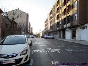 Calle Bernardino de Sahagun