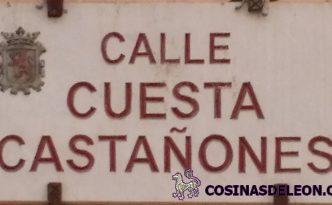 Calle Cuesta Castañones