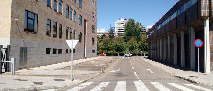 Calle Raimundo de Peñafort