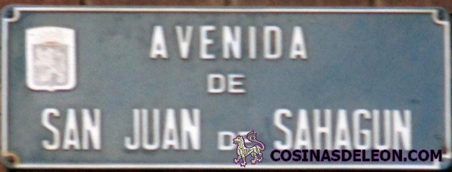 San Juan de Sahagun_placa