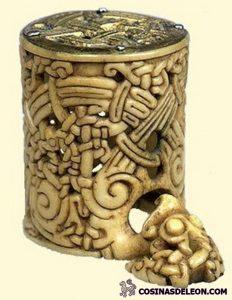 La caja vikinga de San Isidoro