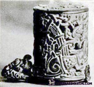 La caja vikinga de San Isidoro de León