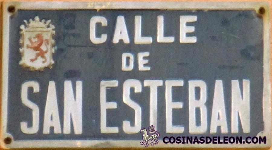 calle San Esteban